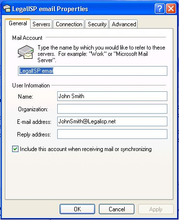 show email address in outlook instead of name